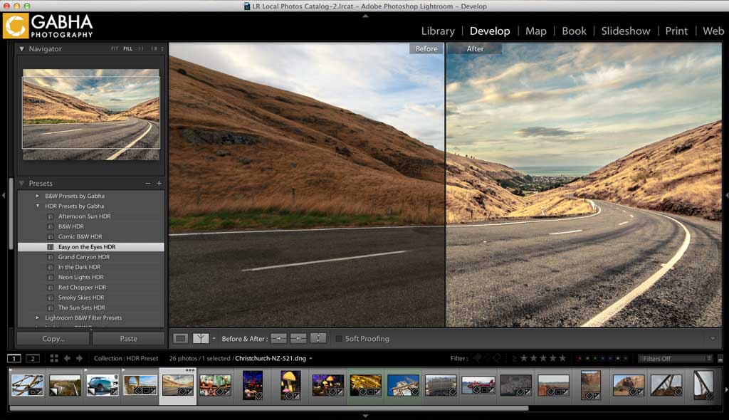 Coming soon – HDR Preset pack