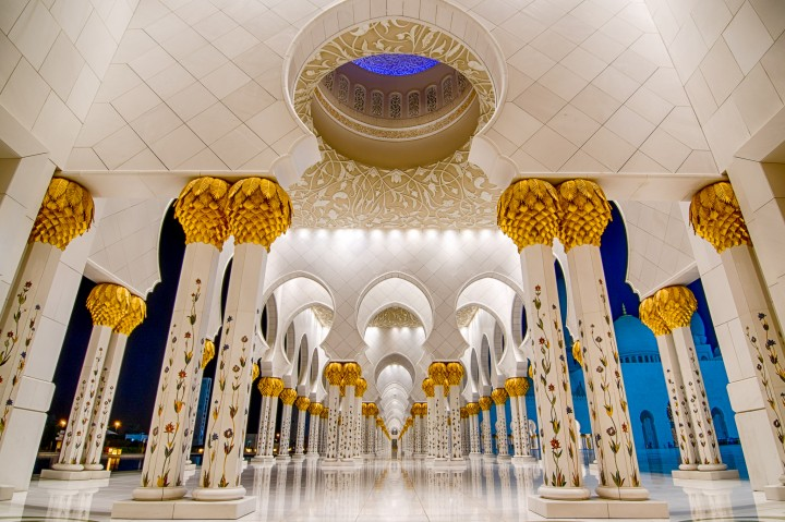 Photo of Sheikh Zayed Grand Mosque