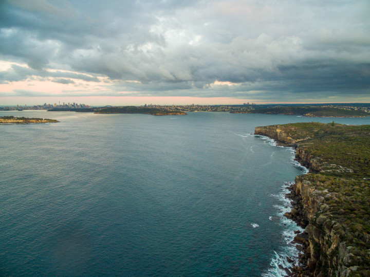 DJI Phantom North Head Manly