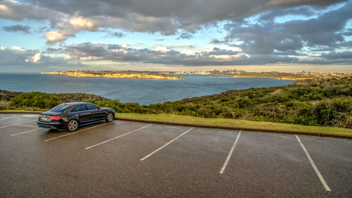 DJI Phantom North Head Manly - HDR