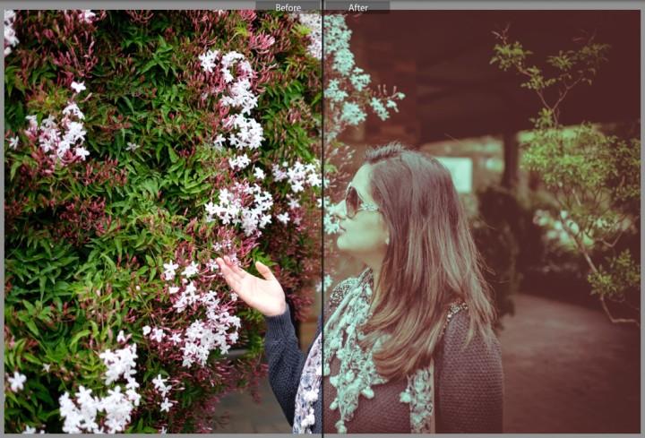 Preview Polaroid 1 - LR Preset