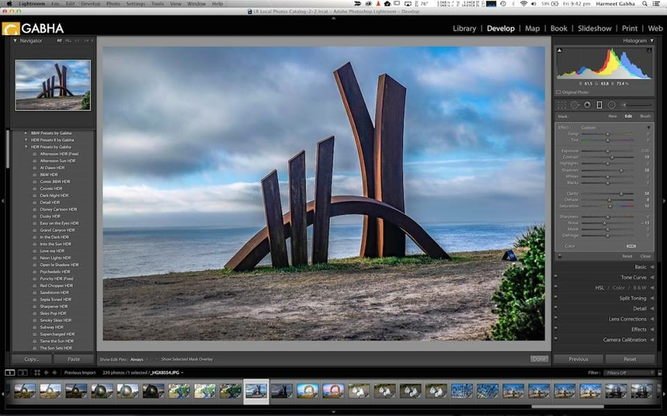 HDR Presets get another Update