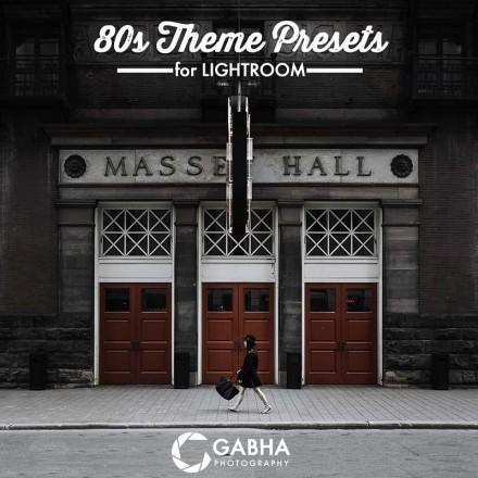 80s Theme Presets