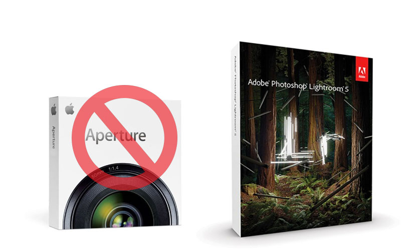 Apple kills off Aperture